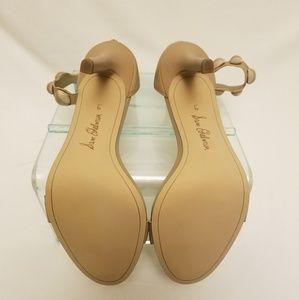 aa034d8cd08f Sam Edelman Shoes - Sam Edelman Addison Embellished Sandal. Nude. 9.